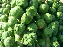 #1 brussel sprouts