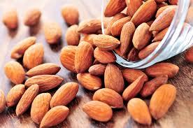 #4 almonds