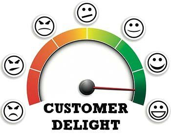 delighting customers 23 tips to get you started - or help move you along - your path to delivering customer delight in ways that no competitor can match.
