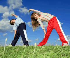 kids fitness instructor london