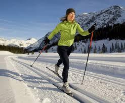 ski lunge