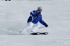 skiier side