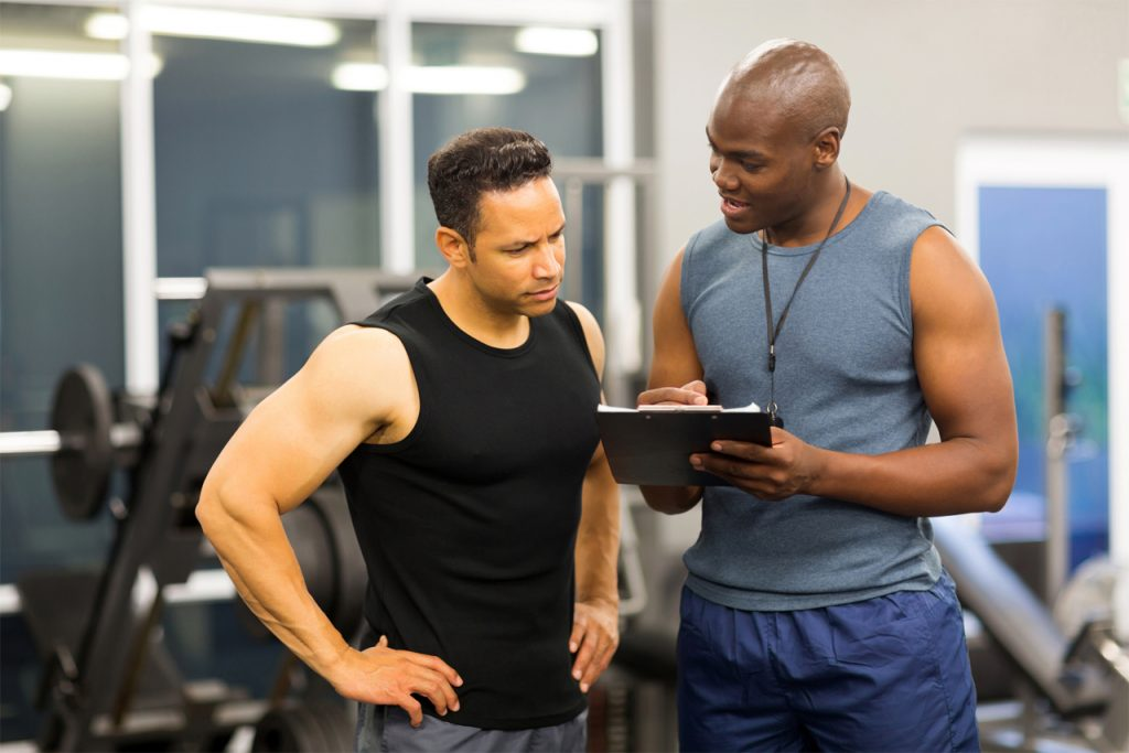 How to earn a £ k personal trainer salary