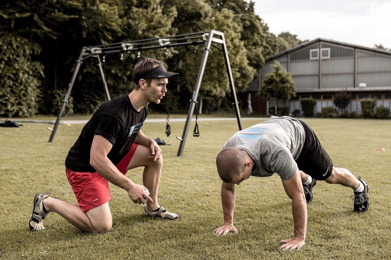 personal training courses london