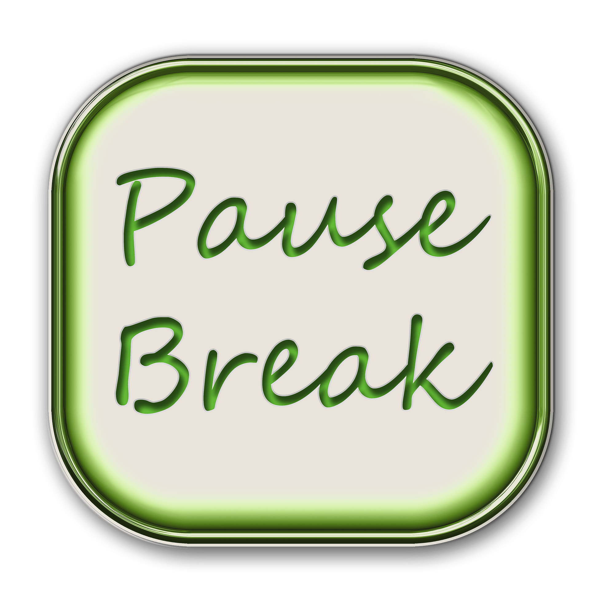 Have a technology pause