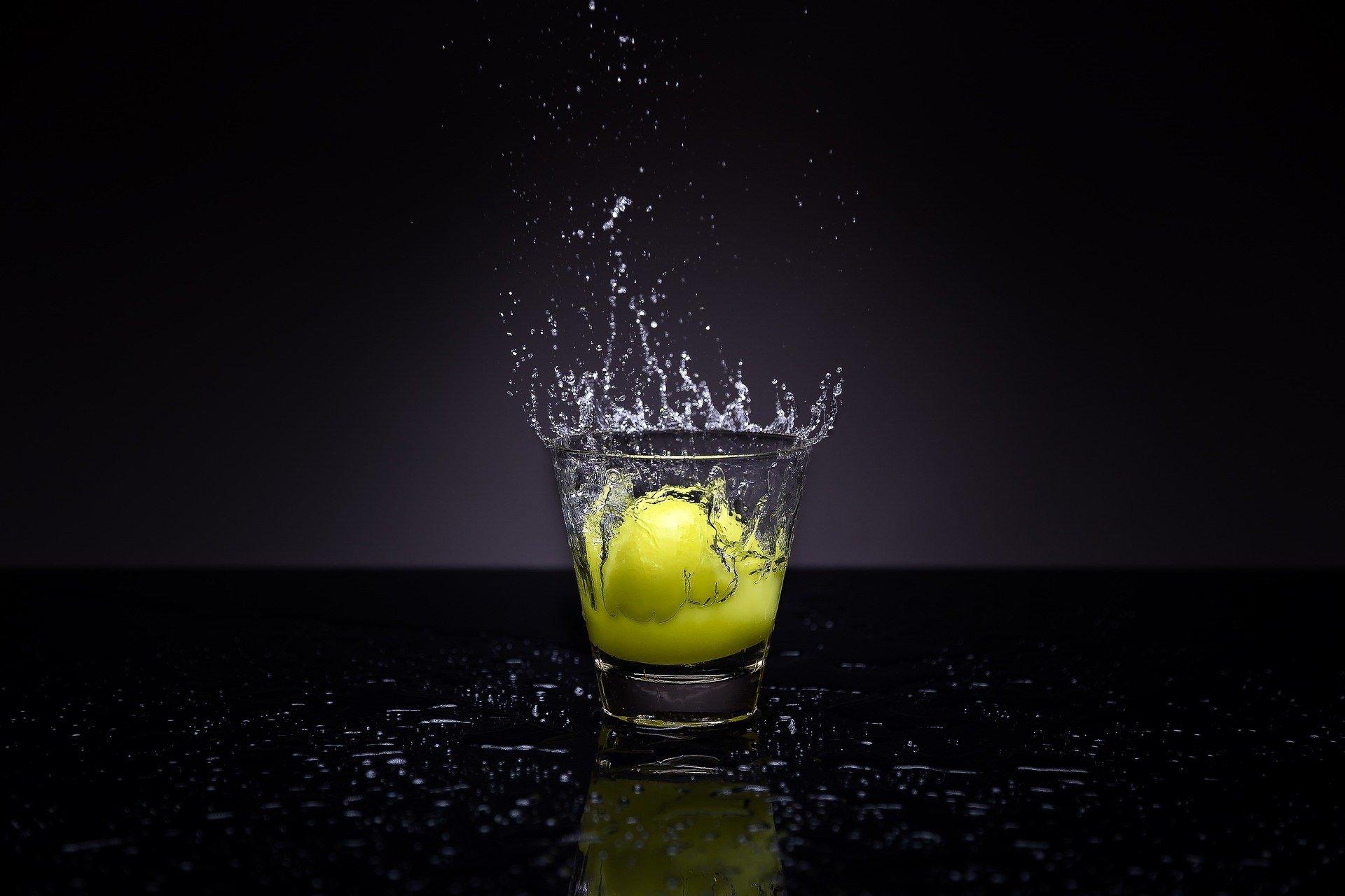 Sip water regularly