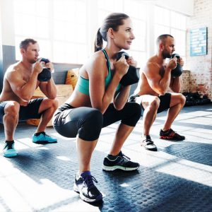 Personal Training Advanced Package