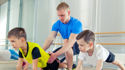 childrens fitness instructor course