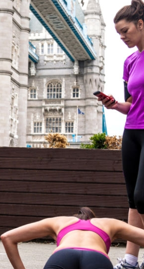 personal trainer courses in london