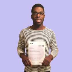 AOFP Student - Patrick