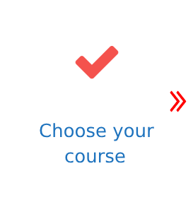 Choose your course