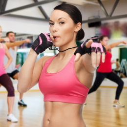 fitness courses - exercise to music course