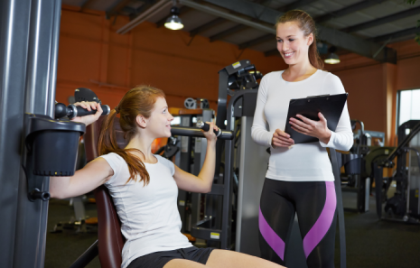 fitness instructor certificate