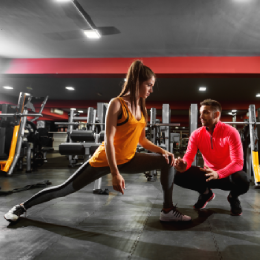 personal trainer course packages