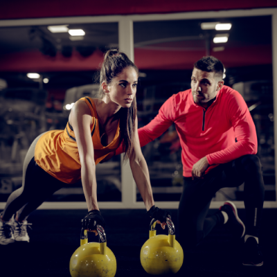 personal training courses GB