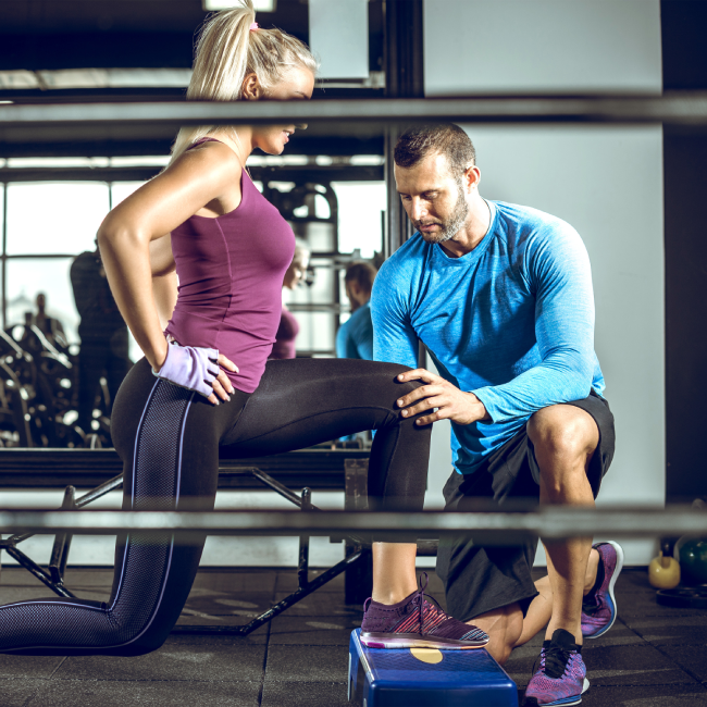 personal training courses in london