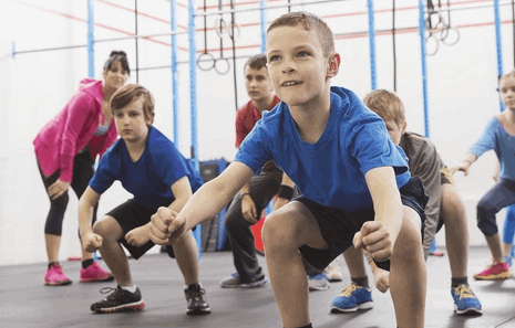 Childrens Fitness Courses