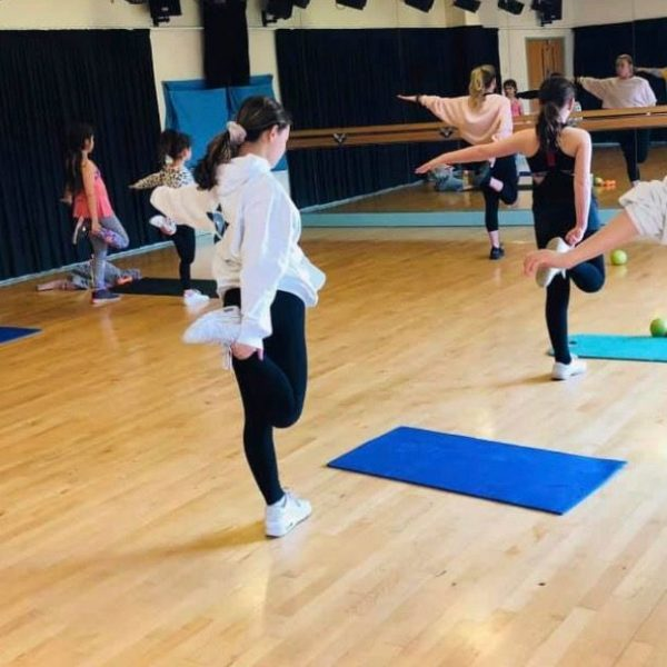 kids exercise classes