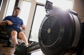 indoor rowing workout