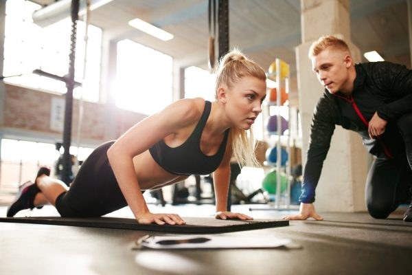 personal fitness trainer 10